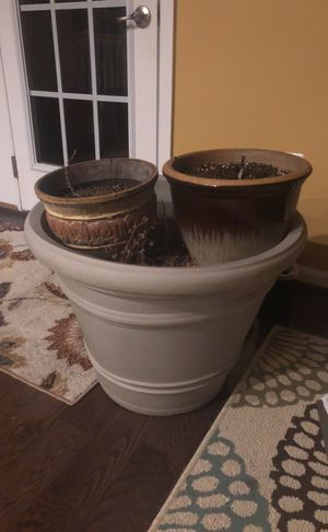 Planters. FREE for Sale in Hanover, MD