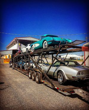 6 Cars Hauler Kaufman Trailer Double Deck Max 6cars For Sale In