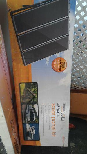 45w solar panel kits for Sale in Las Vegas, NV