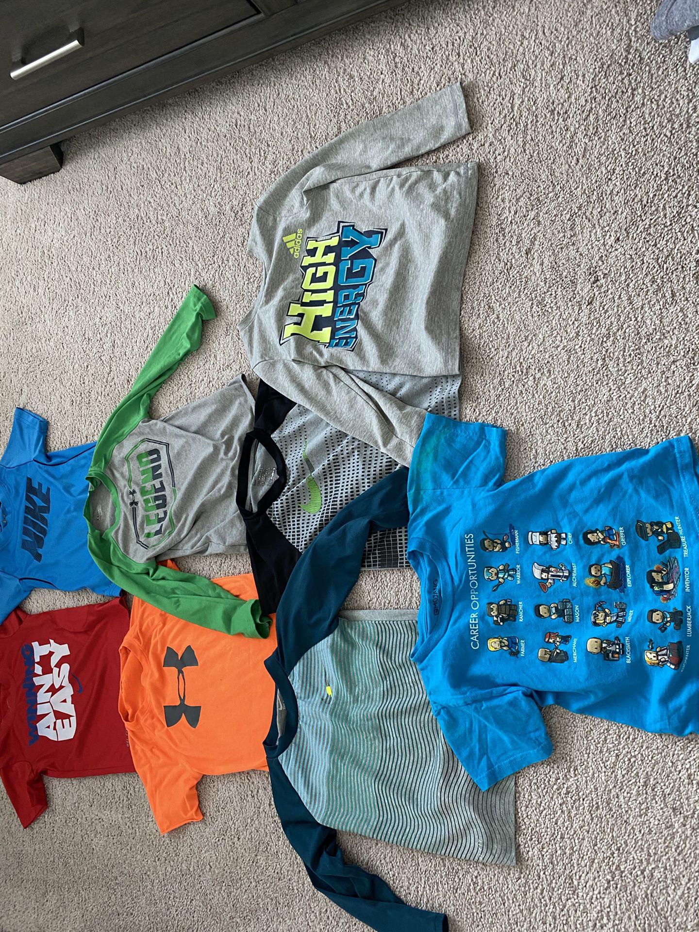 Boy T-shirts(size-4)