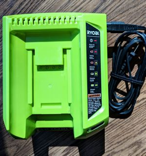 RYOBI OP 400, 40V CHARGER for Sale in Silver Spring, MD