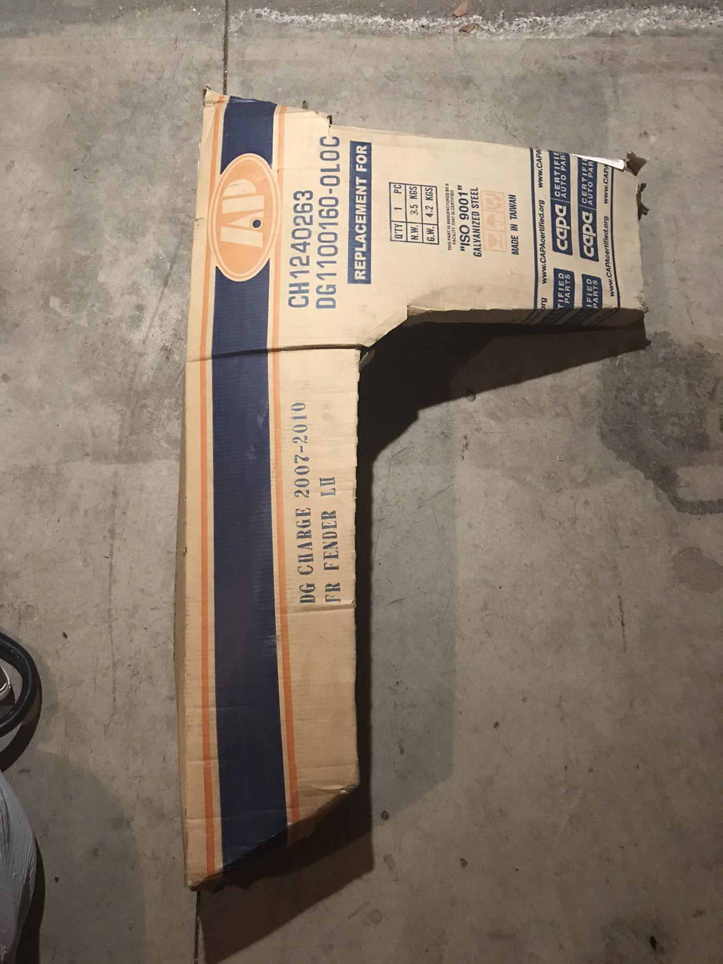 Dodge Charger Fender Left Side