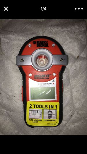 Black and decker auto leveling laser for Sale in District Heights, MD