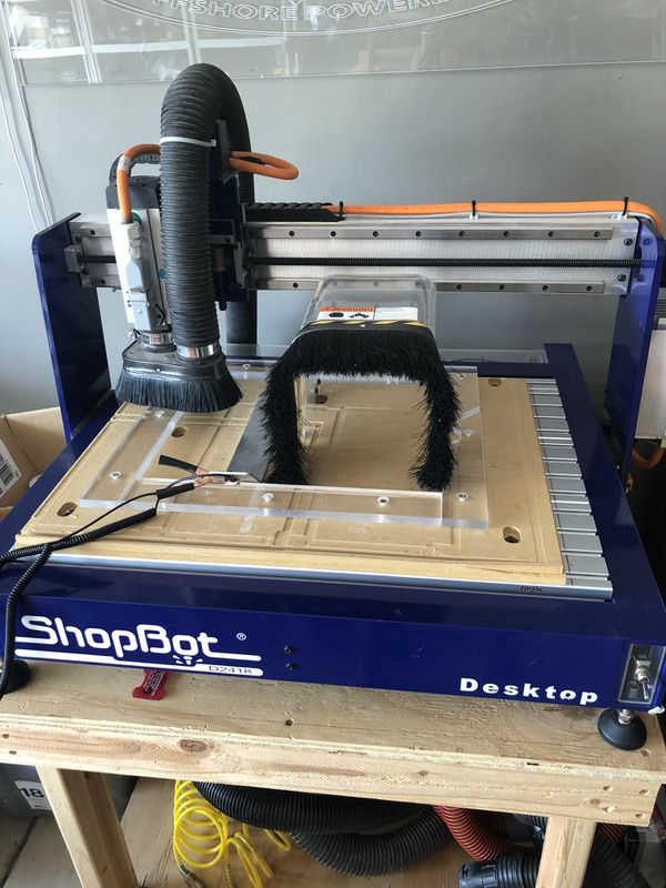 Wondrous Shopbot D2418 Desktop Cnc Machine 1 Hp Spindle For Sale In Plainfield Il Offerup Interior Design Ideas Inamawefileorg