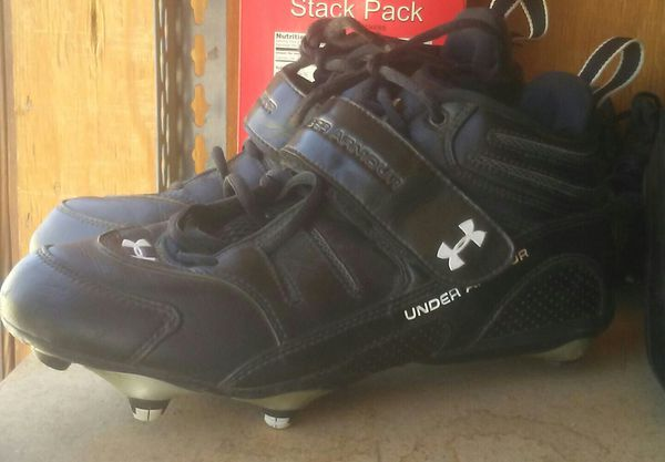 04b25666218be7 Under Armour Football Cleats Size 9.5 for Sale in Fresno
