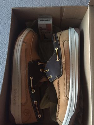 Timberland Boat Shoes - Size 11.5 w/ Cleaning Kit! for Sale in Denver, CO