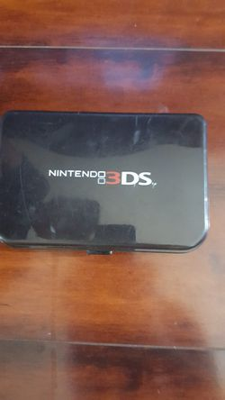 Nintendo 3Ds hard case Thumbnail