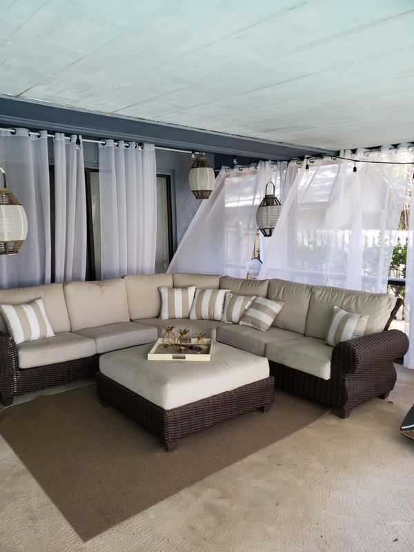 Outdoor Sectional For Sale In Winter Springs Fl Offerup