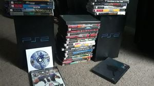 2 PlayStation 2's & Games for Sale in Fort Washington, MD