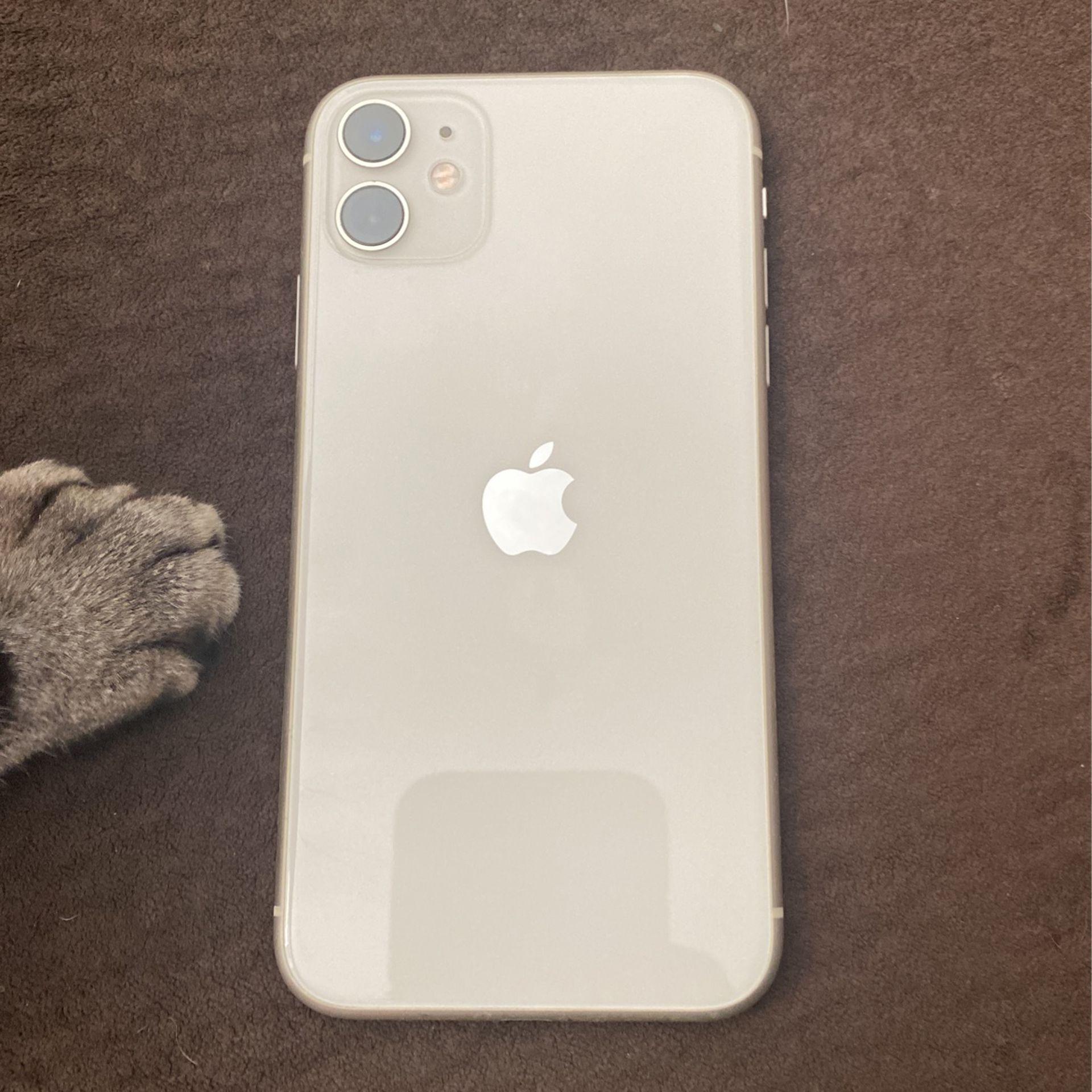iphone 11 white 128gb sprint network