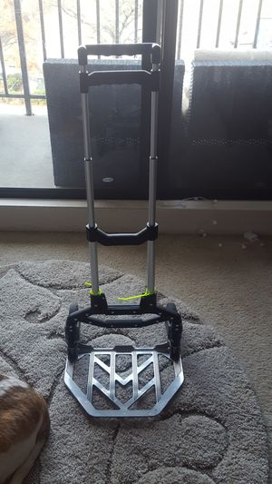 Foldable Expandable Dolly for Sale in Pittsburgh, PA