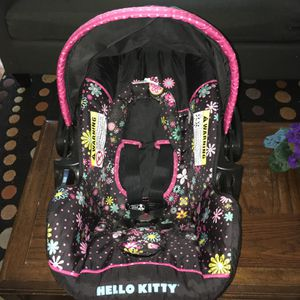 Infant car seat baby trend for Sale in Gaithersburg, MD