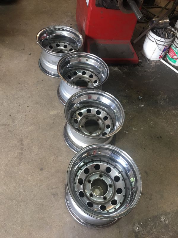 Steel Wheels For Sale >> 15x10 Steel Wheels 5x5 5 For Sale In Palm City Fl Offerup