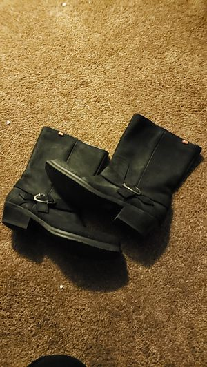 b9539effb New and Used Black boots for Sale in Victorville
