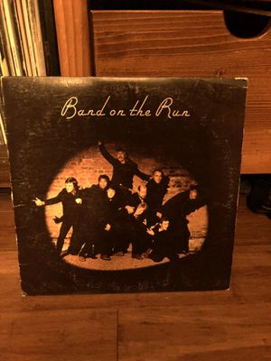 """Paul McCartney and the Wings """"Band on the Run"""" on Vinyl for Sale in Seattle, WA"""