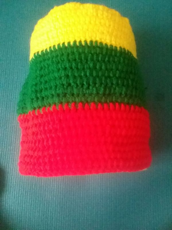 Crochet Rasta Hat For Sale In Miami Fl Offerup