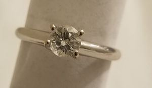 0.5 carat 14k white gold Diamond engagement ring from Kay jewelers for Sale in Germantown, MD