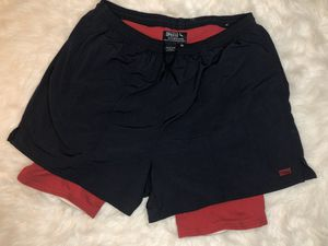 165cd478bf Vintage Ralph Lauren Polo Compression Shorts XL Navy Trunks for Sale in  Jacksonville, FL