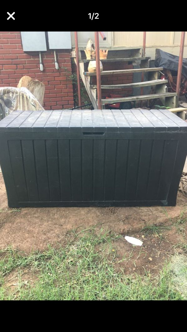 OUTDOOR STORAGE CONTAINER General in Oklahoma City OK OfferUp