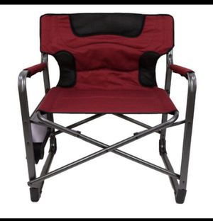 XXL Director Chair J12-6072 for Sale in St. Louis, MO