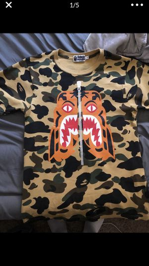 9915827b New and Used Bape shirt for Sale in Tempe, AZ - OfferUp