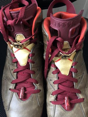 Jordan Retro 6 Cigar (Size 13) for Sale in Richmond, VA
