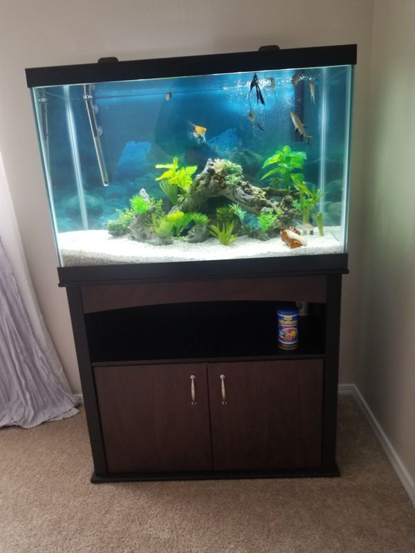 65 gallon aquarium for Sale in Meridian, ID - OfferUp