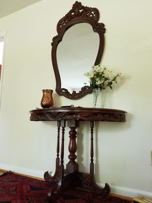 Hand Crafted Console Table for Sale in McLean, VA