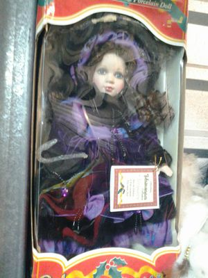 Antique porcelan doll for Sale in Milpitas, CA