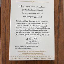 Hallmark KEEPSAKE A Christmas Broadcast Thumbnail