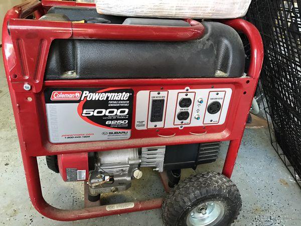 Brand NEW Coleman powermate generator for Sale in Miramar, FL - OfferUp