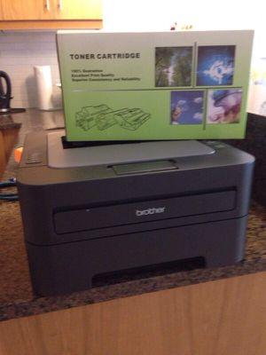 Laser printer and new toner for Sale in Philadelphia, PA