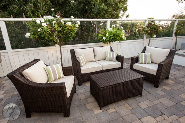 4pc Outdoor Patio Furniture Set For Sale In Las Vegas Nv