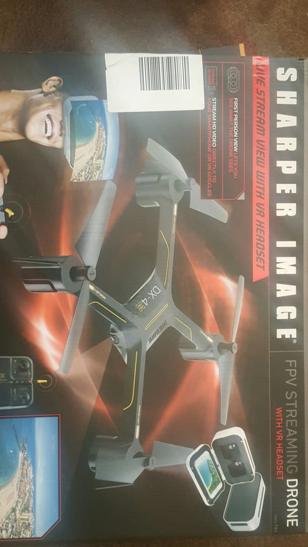 Sharper Image Fpv Streaming Drone For Sale In Las Vegas Nv Offerup