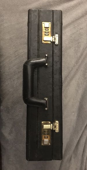 Leather suede briefcase for Sale in Lebanon, TN