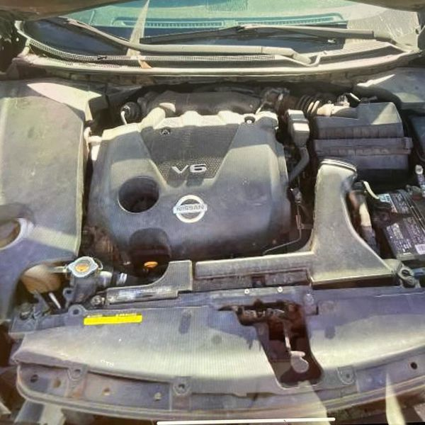 Engine For A Nissan Maxima 2009 3.5L