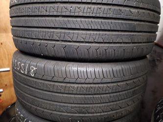 4 used tires 245 55 18 Thumbnail