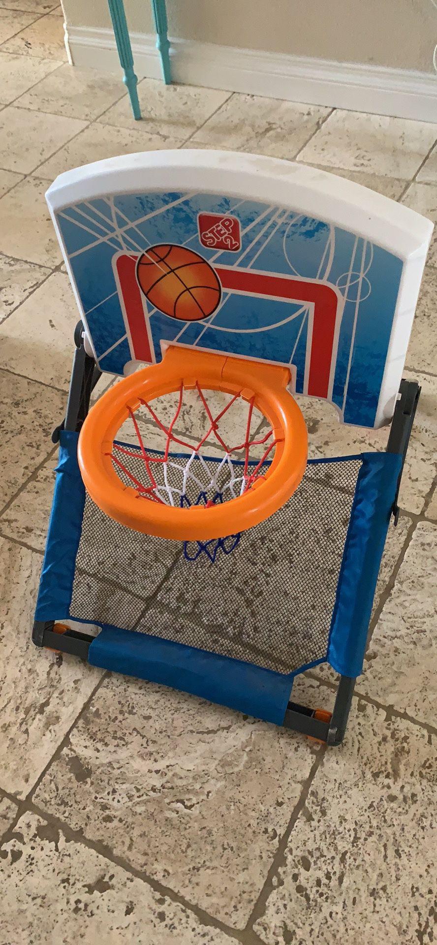 Baby Basketball Hoop