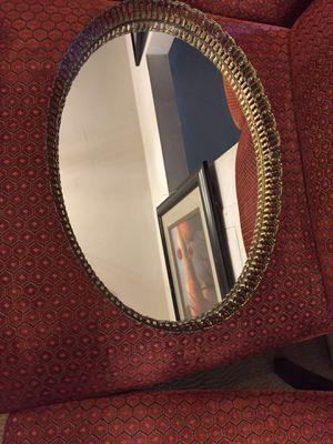 Vintage mirrored vanity tray for Sale in Falls Church, VA