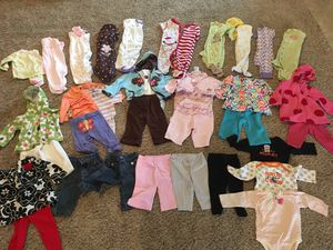 6 Month Fall and Winter Clothing for Sale in Lovettsville, VA