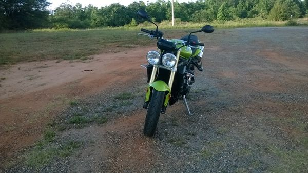 2010 Triumph Street Triple 675 For Sale In Greer Sc Offerup