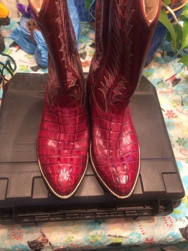 705cf23db3e Yucca leather boots for Sale in El Paso, TX - OfferUp