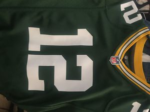 NFL packers jersey #12 for Sale in Las Vegas, NV