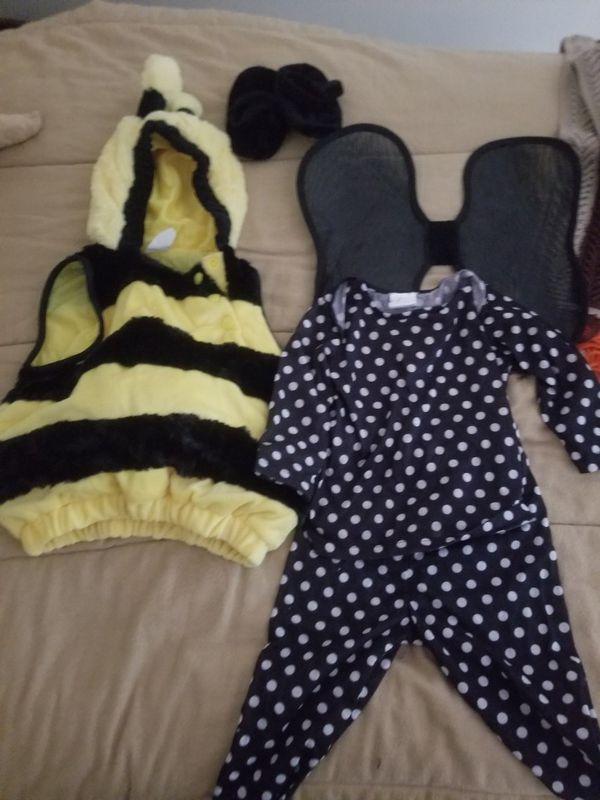 baby bumblebee halloween costume 6 12months for sale in warwick ri offerup