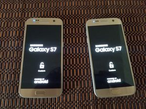 Unlocked Samsung Galaxy S7 for Sale in Silver Spring, MD