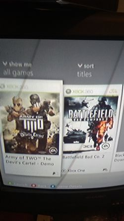 Xbox 360 trade for a PS3 or sell Thumbnail