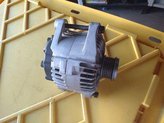 Kia optima starter, intake manifold,throttle body, alternator, and ecu Thumbnail