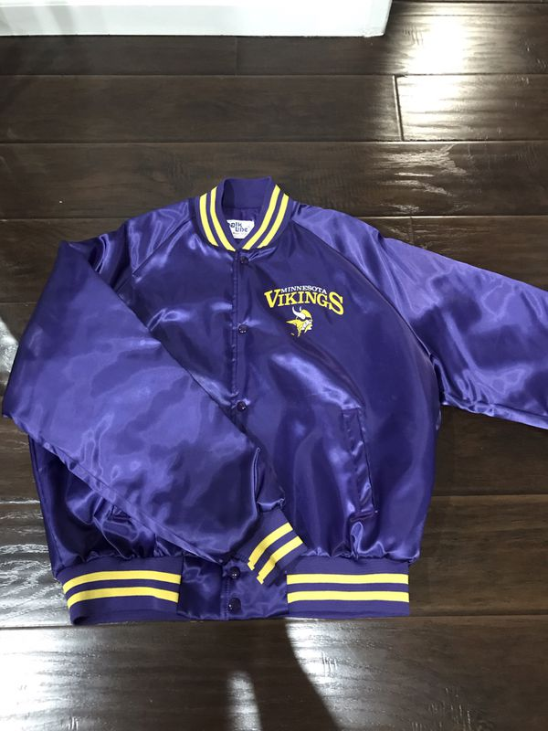 buy online 42786 9226f Chalk line Minnesota Vikings jacket for Sale in Hayward, CA - OfferUp