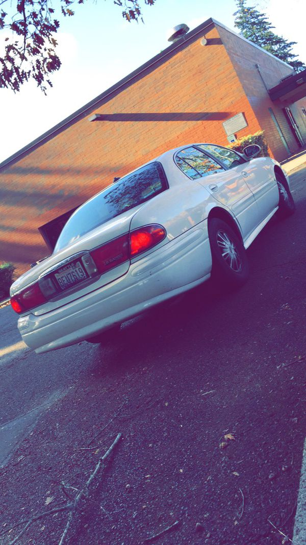 2004 Buick Lesabre Very Low Miles For Sale In Tacoma Wa