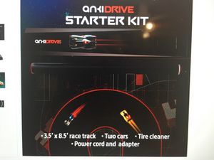 Anki drive Remote control with your iPhone! Race car set. for Sale in Sugar Land, TX